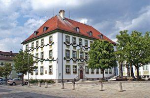 Rathaus - Bild: MatthiasSuess