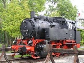 Dampflokmuseum Neuenmarkt