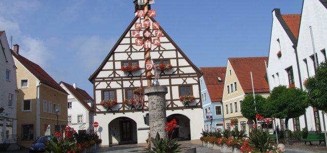 Rathaus Krumbach