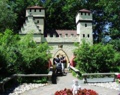 Ritterburg im Märchenwald