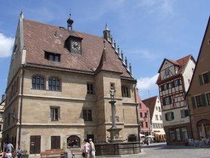 Altes Rathaus Weißenburg