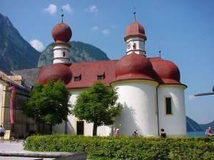 Kirche St. Bartholomä