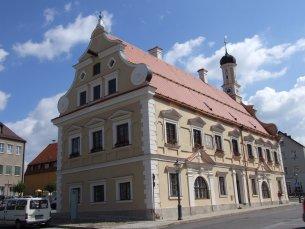 Rathaus Friedberg
