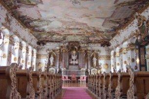 Goldener Saal - © Gisela Ott