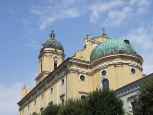 Hofkirche Neuburg a.d. Donau