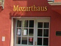 Eingang Mozarthaus