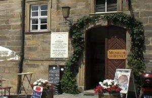 Eingang Brauereimuseum