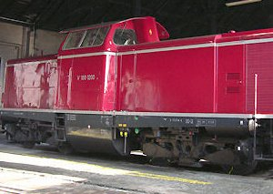 © Eisenbahnmuseum Würzburg