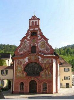 Heilig Geist Kirche Füssen