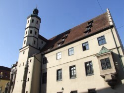 Rathaus Nördlingen