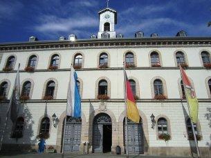 Rathaus von Wunsiedel - Corradox  CC-SA-3.0