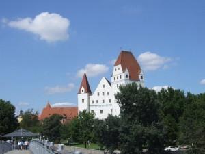 Neue Schloss in Ingolstadt