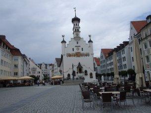Rathaus von Kempten