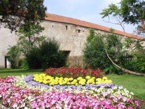 Stadtmauer in Nördlingen