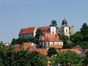 Ortsansicht Parsberg i.d. Oberpfalz - Wikimedia