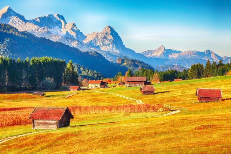 Urlaub in Bayern - Foto: Pixabay