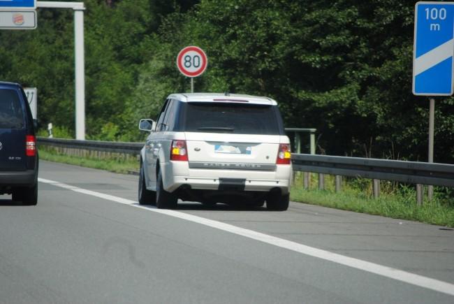 Pannen auf der Autobahn können lebensgefährlich sein.