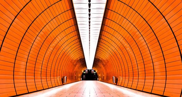 Bildrechte: Flickr Munich Underground Tunnel Thomas CC BY 2.0 Bestimmte Rechte vorbehalten