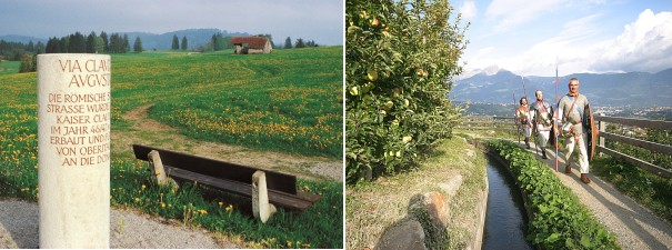 Bildnachweis: /www.viaclaudia.org PR