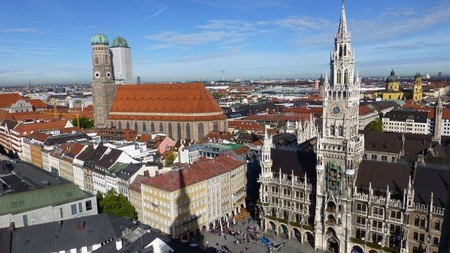 Umzug anch München