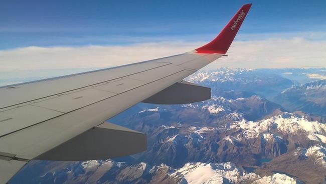 Flugreise Kanada