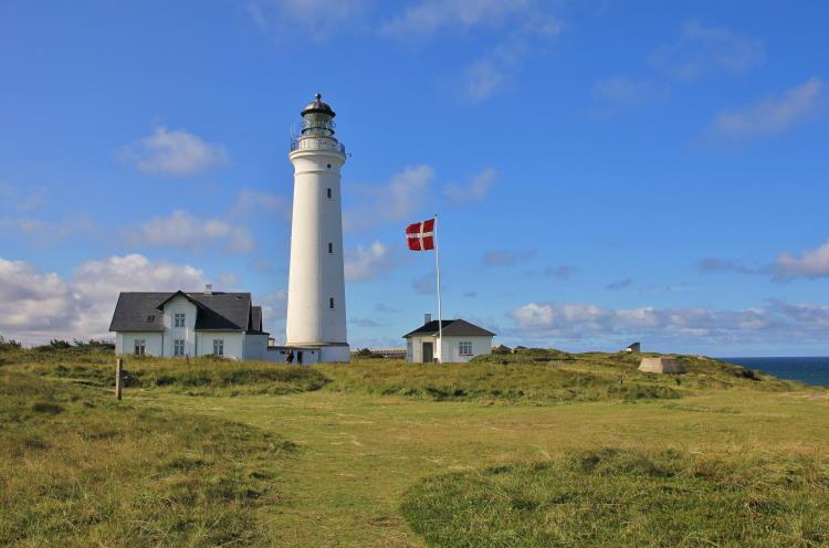 Reise nach Dänemark