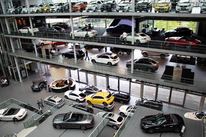 Autoindustrie Deutschland
