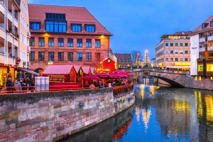 Städtetrip Nürnberg