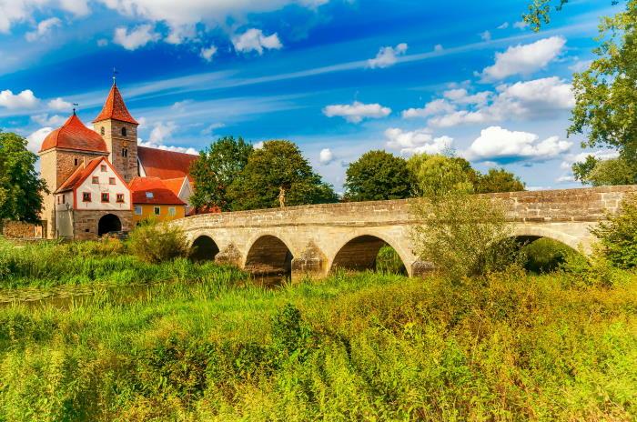 Urlaub in Mittelfranken