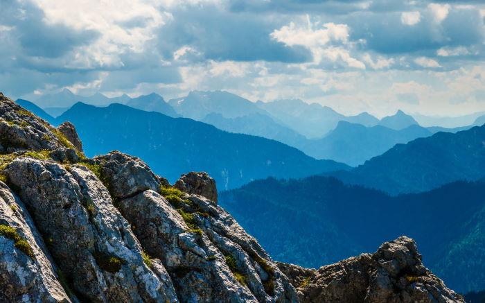 Chiemgauer Alpen, Oberbayern