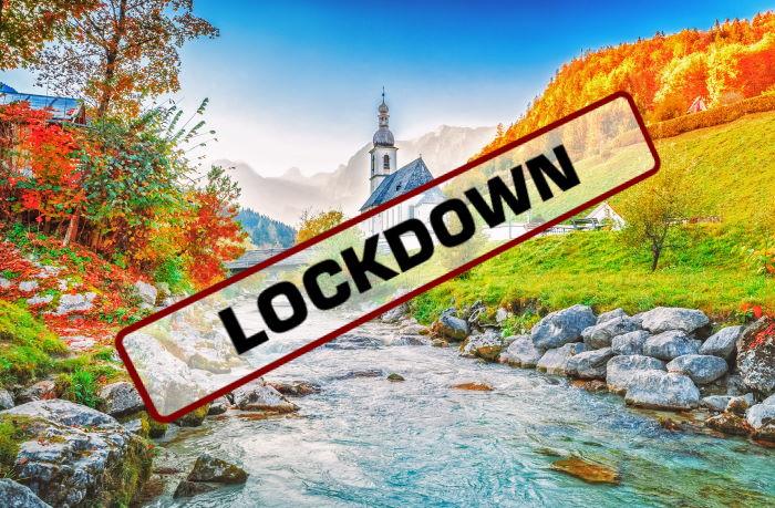 Lockdown Bayern