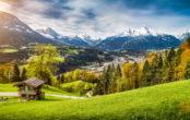 Bayerischer Alpen