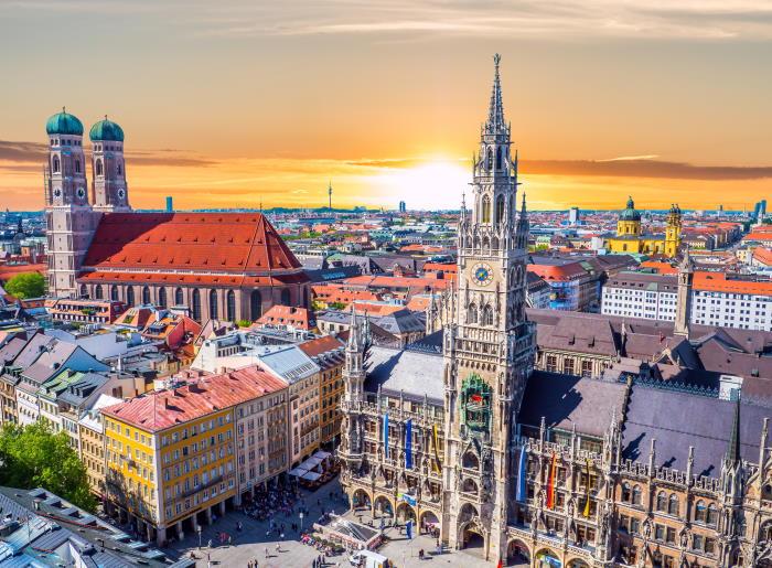 Städtetrip München