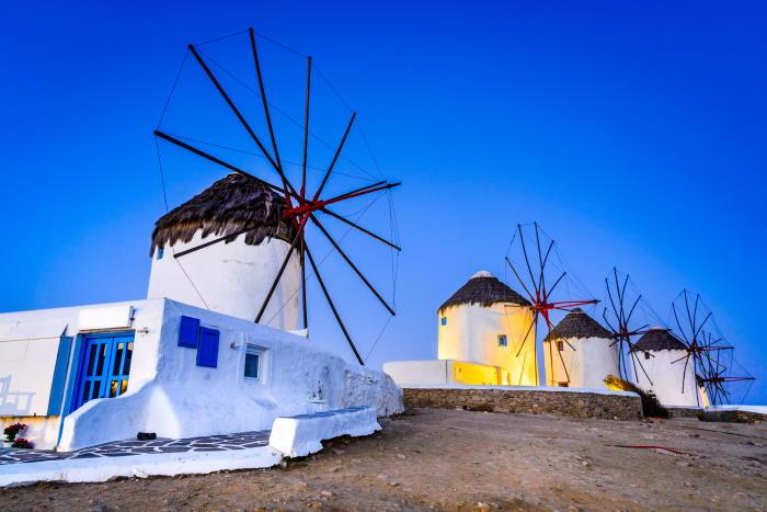 Urlaub Mykonos