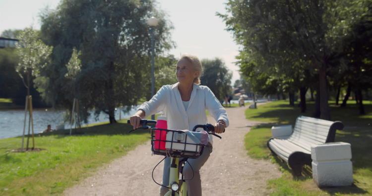 Radfahren München Senioren