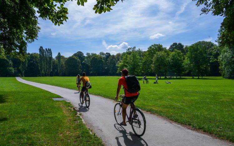 Radfahren München