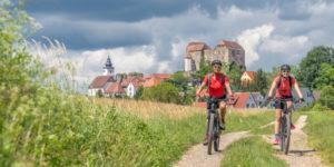 Radfahren Bayern Trend